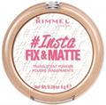 Rimmel #Insta Flawless Fix & Matte Setting Powder