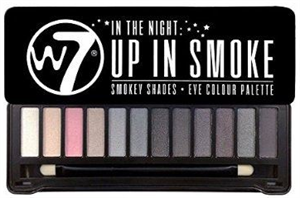 W7 Trends In the Night Up In Smoke Paletta