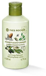 Yves Rocher Mandula-Narancsvirág Testápoló