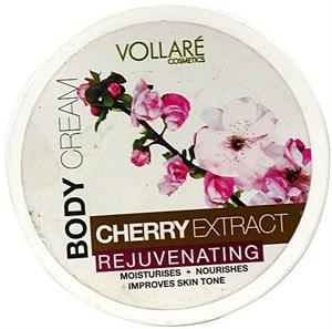 Vollaré Cosmetics Body Cream Cherry Extract Rejuvenating
