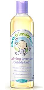 Lansinoh Earth Friendly Baby Calming Lavender Bubble Bath