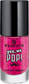 Essence Yes We Pop! Confetti Topper Körömlakk