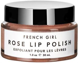 French Girl Organics Rose Lip Polish Ajakradír