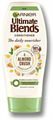 Garnier Ultimate Blends Almond Crush Mandulatej és Agavé Szirup Hajbalzsam