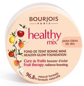 Bourjois Healthy Mix Púder (régi)