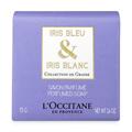 L'Occitane Kék Írisz & Fehér Írisz Parfümszappan