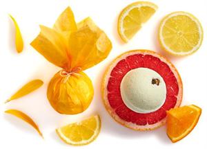 Manna Fürdőgolyó Citrus
