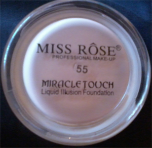 Miss Rose Miracle Touch Alapozó