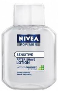 Nivea Sensitive After Shave Lotion