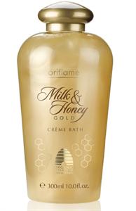Oriflame Milk & Honey Gold Krémfürdő