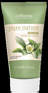 Oriflame Pure Nature Hidratáló Maszk Fehértea-Kivonattal