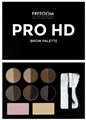 Freedom Makeup Pro HD Brow Palette