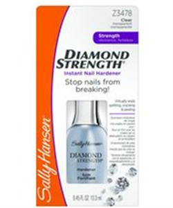 Sally Hansen Diamond Strength Erősítő Körömlakk