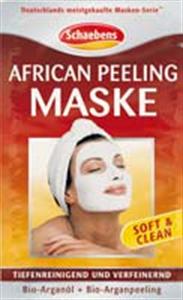 Schaebens African Peeling Arcmaszk