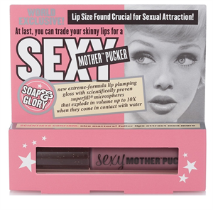 Soap & Glory Sexy Mother Pucker Ajakdúsító Szájfény