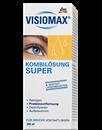 Visiomax Kombilösung Super Kombinált Tisztítóoldat Lágy Kontaktlencsékhez