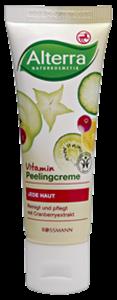 Alterra Vitamin Peelingcreme