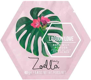 Zoella Beauty Lagoon Love Bath Milk
