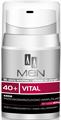 AA Men Vital 40+ Hidratáló Ránctalanító Krém