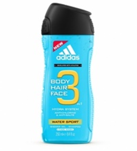 Adidas Water Sport Body Hair Face 3in1