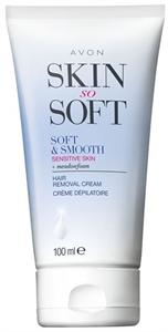 Avon Testszőrtelenítő Krém Érzékeny Bőrre