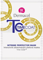 Dermacol Time Coat Intenzív, Tökéletesítő Arcmaszk