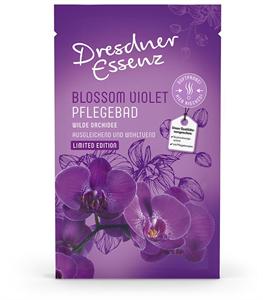 Dresdner Essenz Habfürdő Blossom Violet