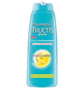Garnier Fructis Citrus Detox Korpásodás Elleni és Antibakteriális Sampon (régi)