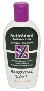 Gerovital Plant Anti Hair Loss Shampoo