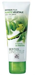 Yves Rocher Geste D'institut Tisztító Lehúzható Tisztító Maszk