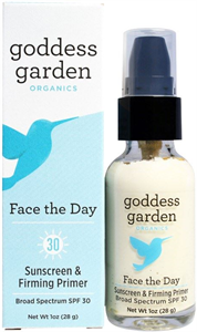 Goddess Garden Organics Face The Day Sunscreen & Firming Primer SPF30