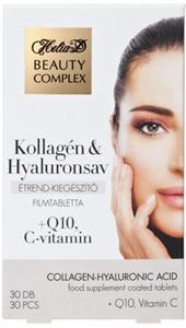 Helia-D Beauty Complex Kollagén & Hyaluronsav Filmtabletta