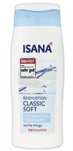 Isana Testápoló Lotion Normál Bőrre