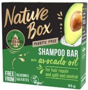 Nature Box Avokádó Szilárd Sampon