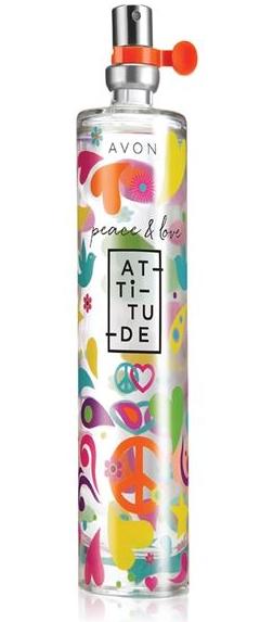 Avon Peace Love Attitude Kölni