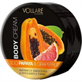 Vollaré Cosmetics Spa Papaya & Grapefruit Body Cream