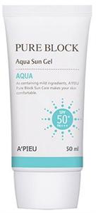 A'PIEU Pure Block Aqua Sun Gel