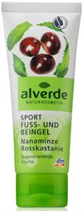 Alverde Sport Lábápoló Gél