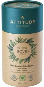 Attitude Fragrance Free Super Leaves Dezodor