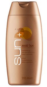 Avon Sun+ Maxi Tan Napozás Előtti Hidratáló Lotion Béta Karotinnal