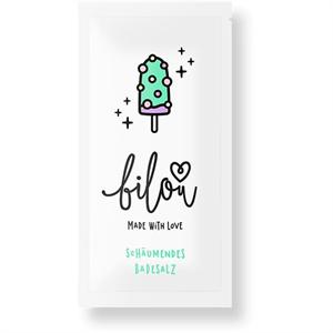 bilou Frosty Mint Schäumendes Badesalz