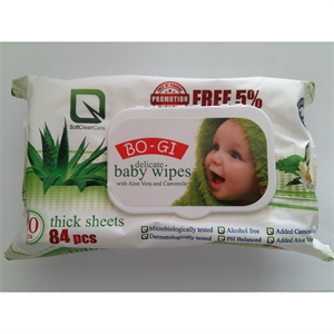 Bo-Gi Delicate Baby Wipes