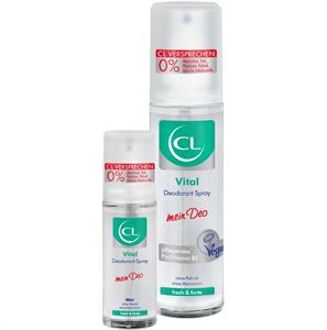CL Vital Pumpás Dezodor Spray