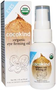 Cocokind Organic Eye Firming Oil
