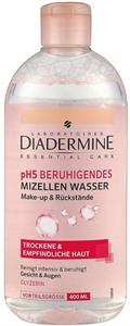 Diadermine pH5 Beruhigendes Micellás Arclemosó Víz