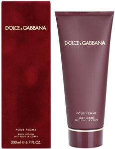 Dolce & Gabbana Pour Femme Body Lotion Testápoló