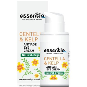 Essentiq Centella & Kelp Szemkörnyékápoló Krém