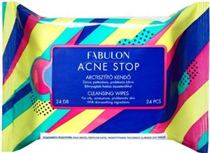 Fabulon Acne Stop Arctisztító Kendő
