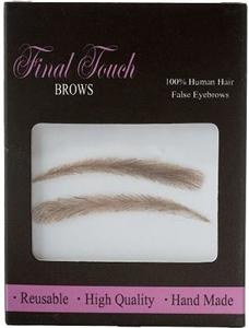 Final Touch False Eyebrows