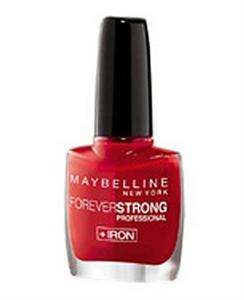 Maybelline Foreverstrong +IRON Körömlakk